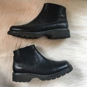 Dr. Doc Martens Chelsea boot England 10 leather